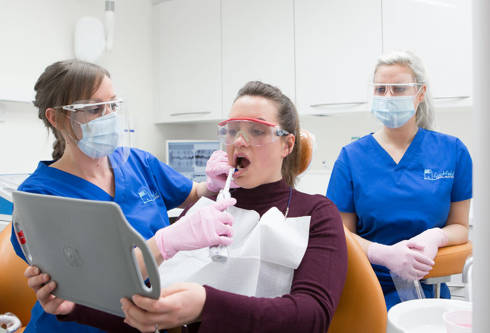 Home cuckfield dental helping you to help yourself solutioingenieria Image collections